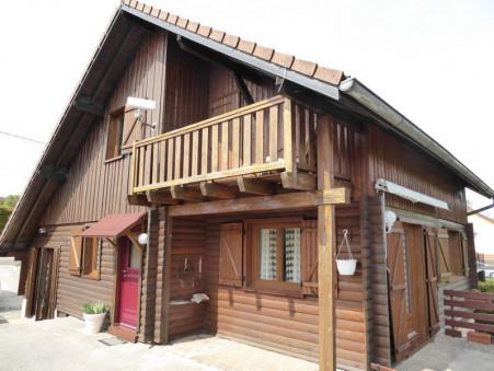 vente maison LONGCHAUMOIS 235000 €