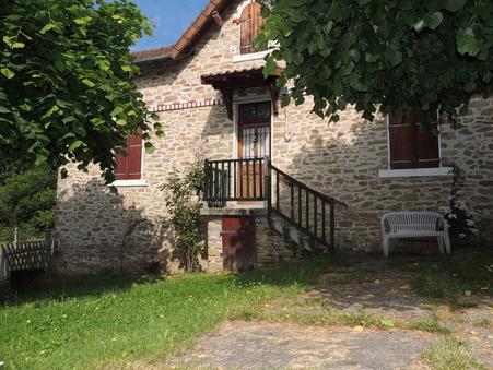 vente maison Saint-Jouvent 64m2 96000€