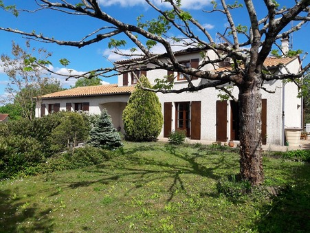 vente maison GOND PONTOUVRE 189m2 265200€