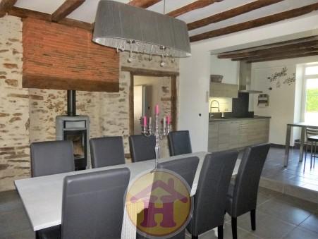 vente maison Saint-Junien 187m2 190800€