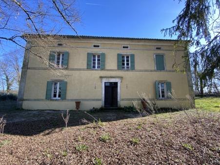 vente maison BOURDEILLES 323m2 181900€