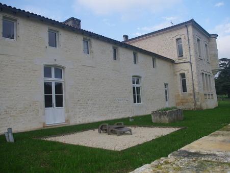 A vendre propriété Saintes 17100; 662000 €
