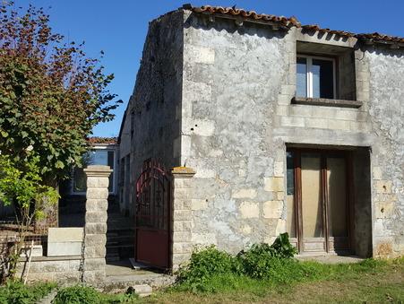 Vente maison 45000 € Saintes