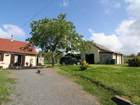 vente maison LANTY 72m2 106500€
