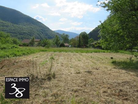 Vente terrain 115000 €  Sechilienne