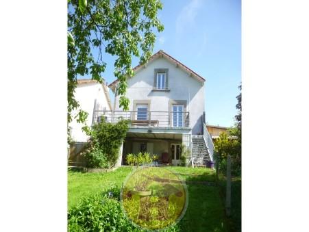vente maison Saint-Junien 137m2 164300€