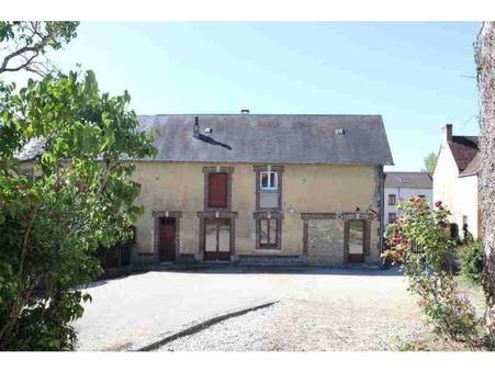 A vendre maison Le Mele sur Sarthe 61170; 103600 €