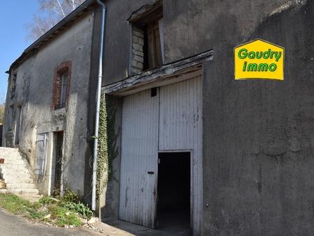 vente maison BOUSSENOIS 60m2 47000€