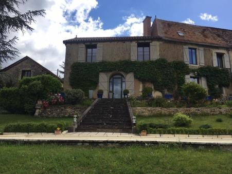 vente maison COULAURES 146m2 299728€