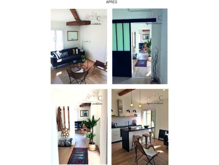 Vente Maison MONTPELLIER Réf. RENOVATION 8 - Slide 1