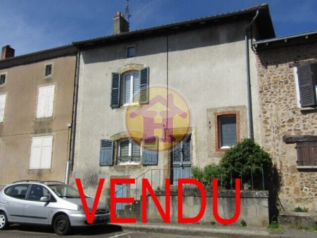 vente maison ROCHECHOUART 69m2 43600€