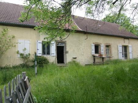 vente maison Saint-seine 80m2 64000€