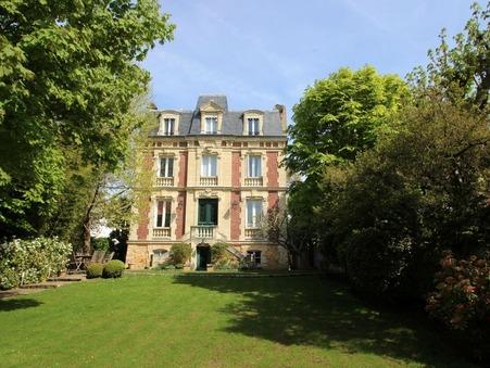 vente maison LE VESINET 250m2 0€
