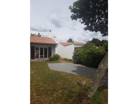 vente maison LES MOUTIERS EN RETZ 43.75m2 191100€