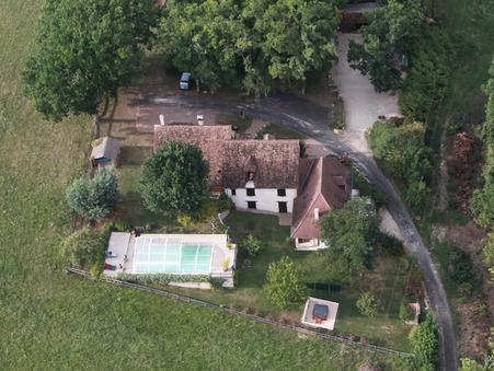 vente maison FLEURAC 500m2 357000€