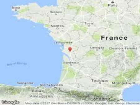 Terrain 64000 € sur Saintes (17100) - Réf. 1210
