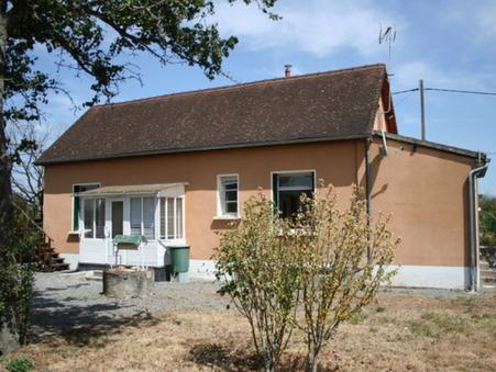 vente maison LA NOCLE MAULAIX 63m2 59500€