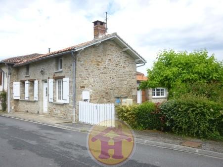 vente maison BRIGUEUIL 90m2 73440€