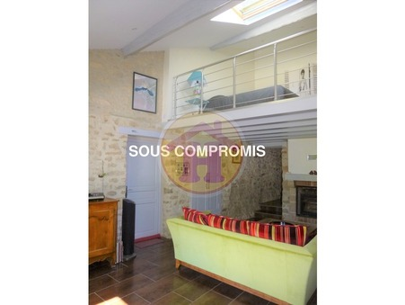 vente maison Montrol senard 145m2 164300€