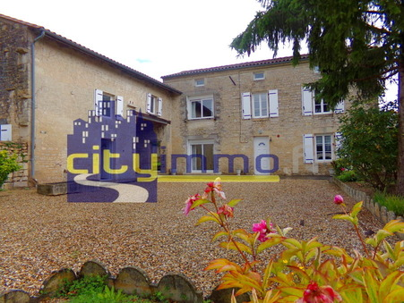 Vente Maison AIGRE Réf. 3755 - Slide 1