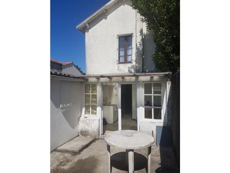 vente maison LA BERNERIE EN RETZ 46m2 155000€