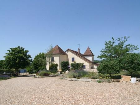 vente maison Saint-Honoré-les-Bains 230m2 256800€