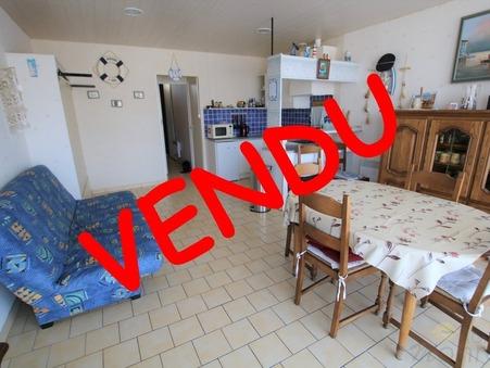 Appartement 74900 € sur Sainte Cecile Plage (62176) - Réf. 62011110-1317
