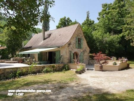 vente maison Saint-Martin-de-Vers 110m2 260000€
