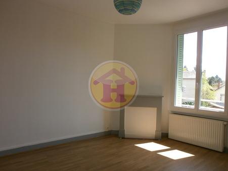 location appartement ROCHECHOUART 50m2 440€
