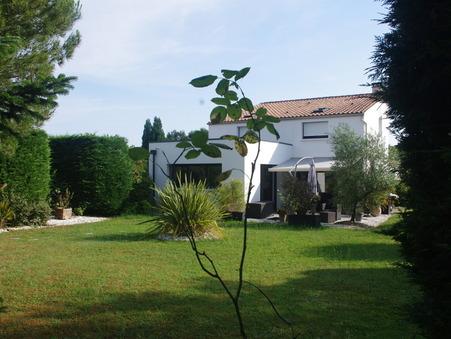 Maison 351750 € sur Fontcouverte (17100) - Réf. 1236