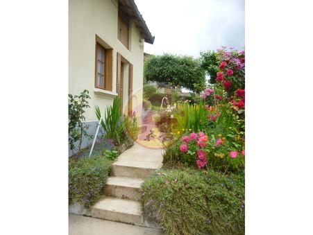 vente maison BUSSIERE BOFFY 80m2 77760€