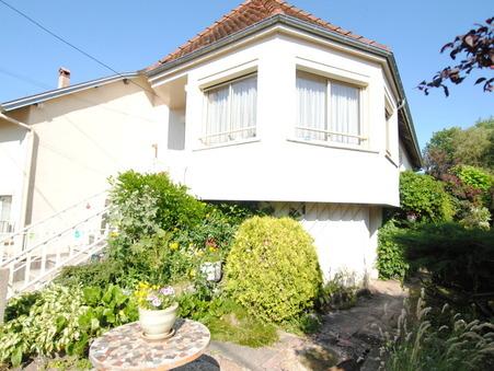 vente maison MONNET LA VILLE 116000 €
