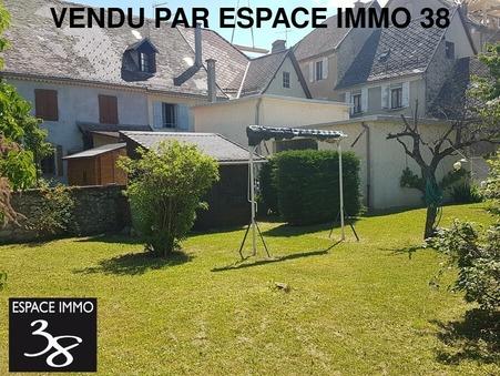 A vendre maison Mens 38710; 232000 €