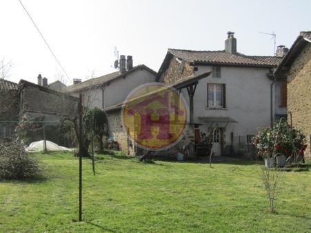vente maison ROCHECHOUART 58m2 56160€