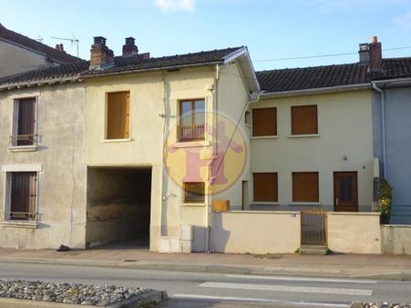 vente maison Saint-Junien 94m2 75600€
