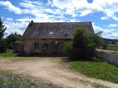 vente maison Saint-Léger-sous-Beuvray 191000 €