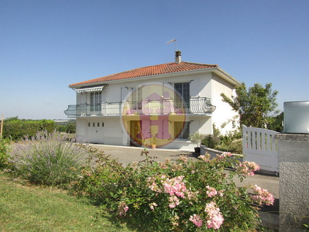 vente maison SAILLAT SUR VIENNE 117m2 144450€