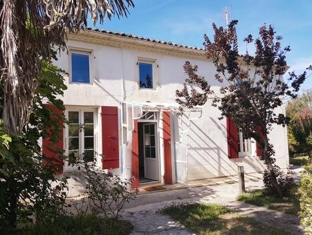 Vente maison 395200 € Saintes