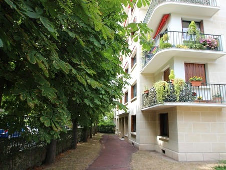 vente appartement LE VESINET 60.5m2 358000€