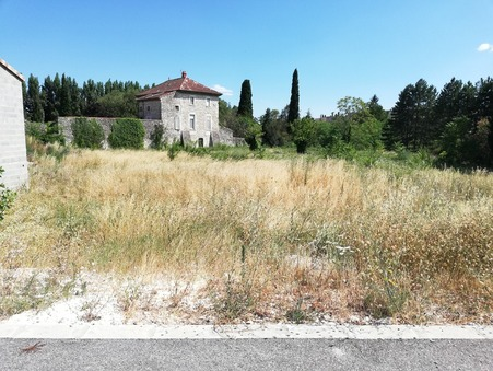 vente terrainBOURG ST ANDEOL 674m2 70000€