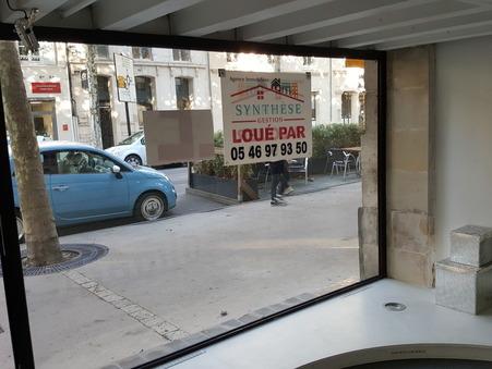 Local 760 €  sur Saintes (17100) - Réf. 1246