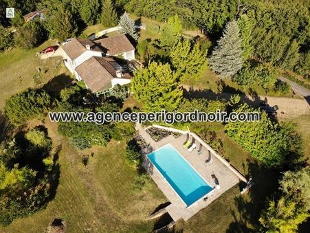 vente maison ROUFFIGNAC ST CERNIN DE R 220m2 286000€