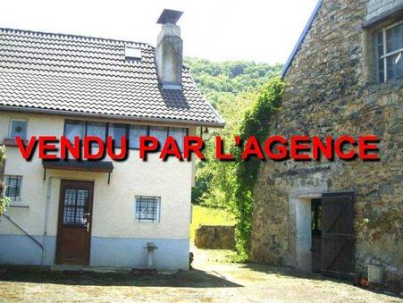 vente maison ARUDY 70m2 0€