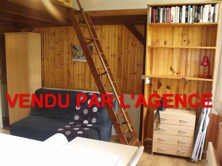vente appartement EAUX BONNES 18m2 0€