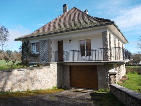 vente maison NEUVIC 100m2 128400€