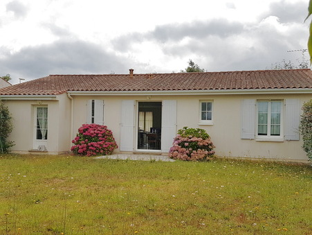 Maison sur Saintes ; 132500 € ; Vente Réf. 1251