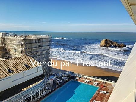 vente appartement BIARRITZ 30m2 294000 €