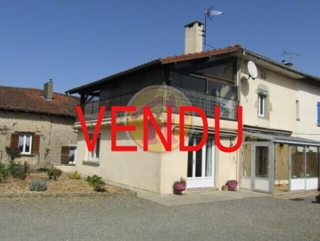 vente maison ORADOUR SUR VAYRES 73m2 86400€