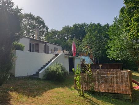Vente Maison Saint-Sauvant Réf. 1252 - Slide 1