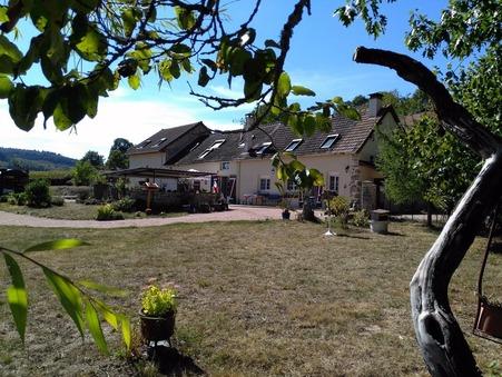 vente maison Saint-Léger-sous-Beuvray 235m2 250000€